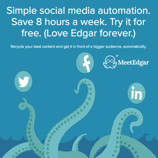 MeetEdgar social media content sharing automation_2