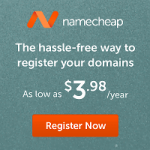 Namecheap Web Site Registration